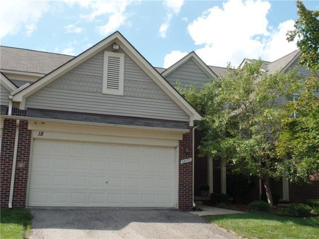 43073 Providence Lane, Canton Twp, MI 48188 (#218098337) :: Duneske Real Estate Advisors