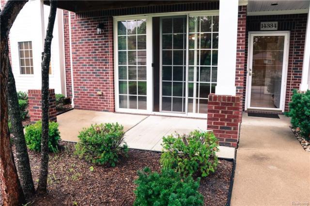 14334 Moravian Manor Cir N #27, Sterling Heights, MI 48312 (#218098360) :: Duneske Real Estate Advisors
