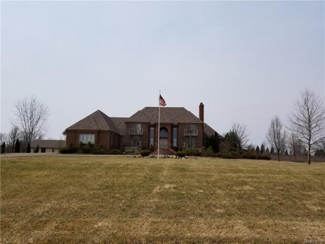 67303 Rose Drive, Washington Twp, MI 48095 (#218098367) :: The Buckley Jolley Real Estate Team