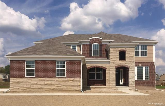 51580 Wales Court, Lyon Twp, MI 48178 (#218098440) :: The Buckley Jolley Real Estate Team