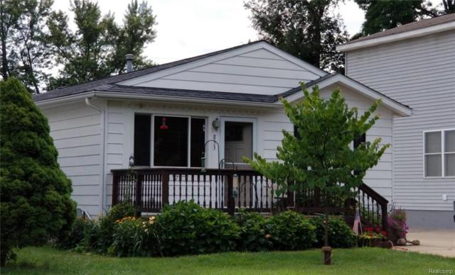 853 Adelaide Drive, Wolverine Lake Vlg, MI 48390 (#218098471) :: Duneske Real Estate Advisors