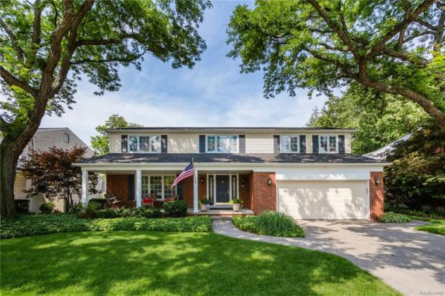 628 N Brys Drive, Grosse Pointe Woods, MI 48236 (#218098521) :: RE/MAX Classic