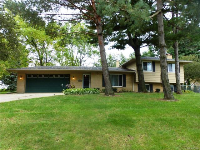 4819 Clarkston Road, Independence Twp, MI 48348 (#218098607) :: RE/MAX Classic