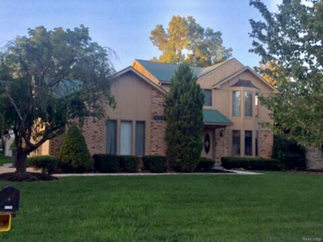 41162 Marks Dr., Novi, MI 48375 (#218098646) :: The Buckley Jolley Real Estate Team
