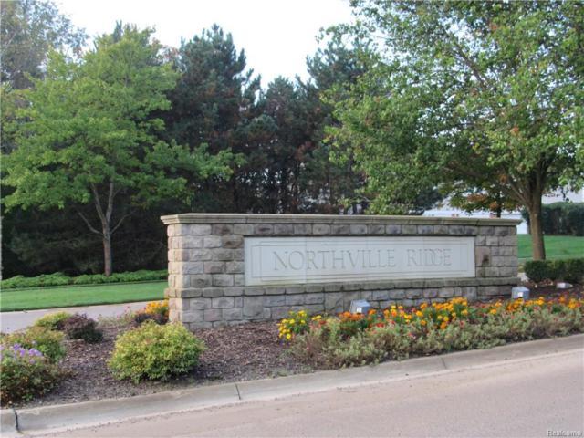 49433 N Glacier #54, Northville Twp, MI 48168 (#218098782) :: Duneske Real Estate Advisors