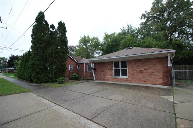 8328 Lenore Street, Dearborn Heights, MI 48127 (#218098861) :: RE/MAX Classic