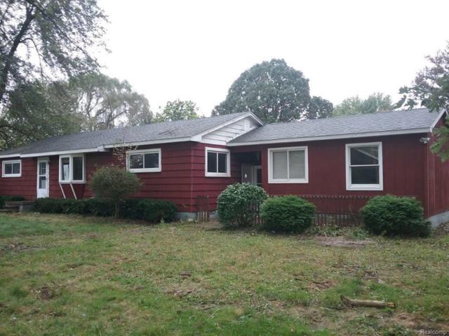 10245 Talladay Road, Augusta Twp, MI 48191 (#218098910) :: The Buckley Jolley Real Estate Team