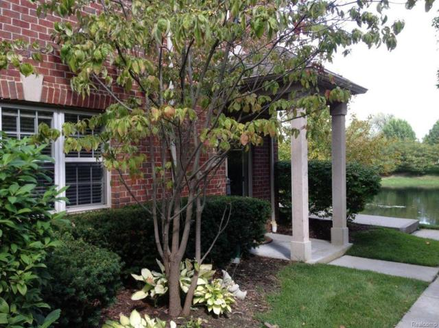 39492 Rockcrest Lane, Northville Twp, MI 48168 (#218098960) :: Duneske Real Estate Advisors