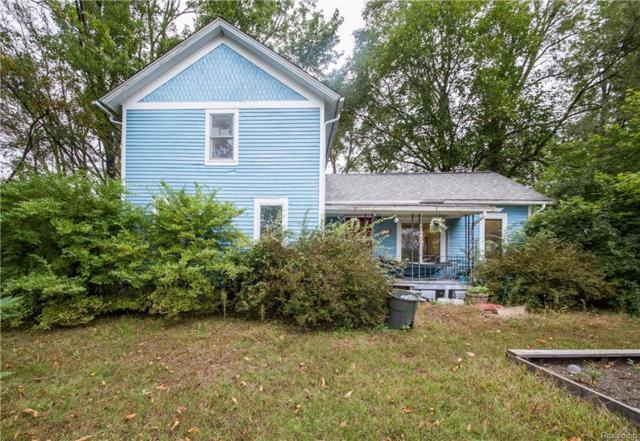 9563 Oak Road, Augusta Twp, MI 48191 (#218098966) :: The Buckley Jolley Real Estate Team