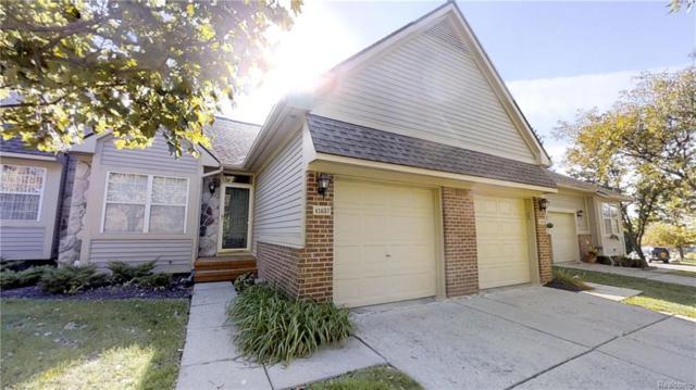 41657 Blair Drive, Novi, MI 48377 (#218099059) :: Duneske Real Estate Advisors