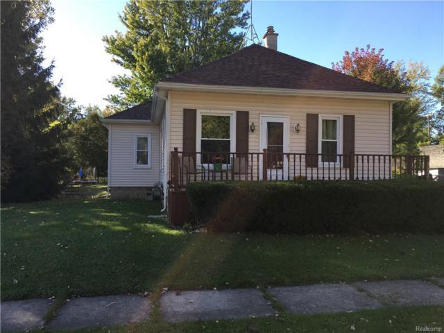 3226 Wilson Street, Marlette, MI 48453 (#218099123) :: RE/MAX Classic