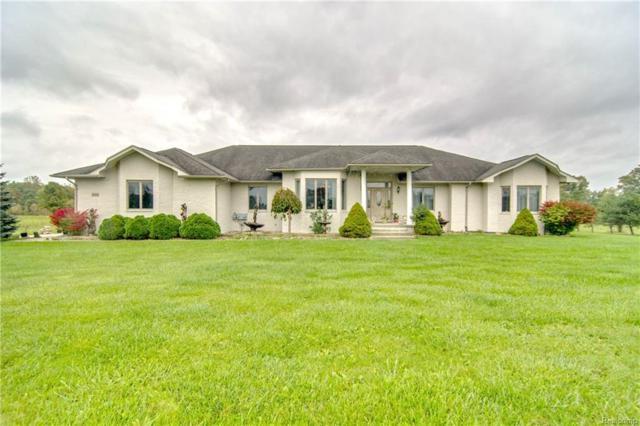 61375 New Haven Road, Lenox Twp, MI 48048 (#218099249) :: The Buckley Jolley Real Estate Team
