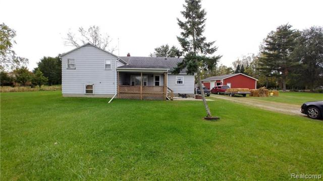 1530 Carleton Rockwood Road, Ash Twp, MI 48117 (#218099283) :: The Buckley Jolley Real Estate Team