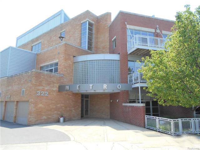 322 E Harrison Avenue #30, Royal Oak, MI 48067 (#218099473) :: Duneske Real Estate Advisors