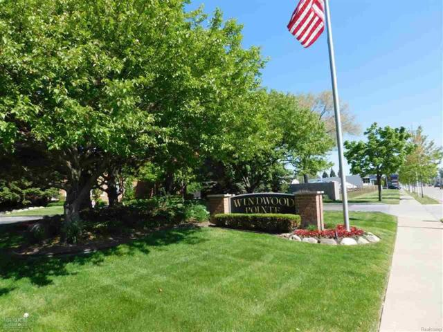 149 Windwood Pointe #42, Saint Clair Shores, MI 48080 (#58031362504) :: Duneske Real Estate Advisors