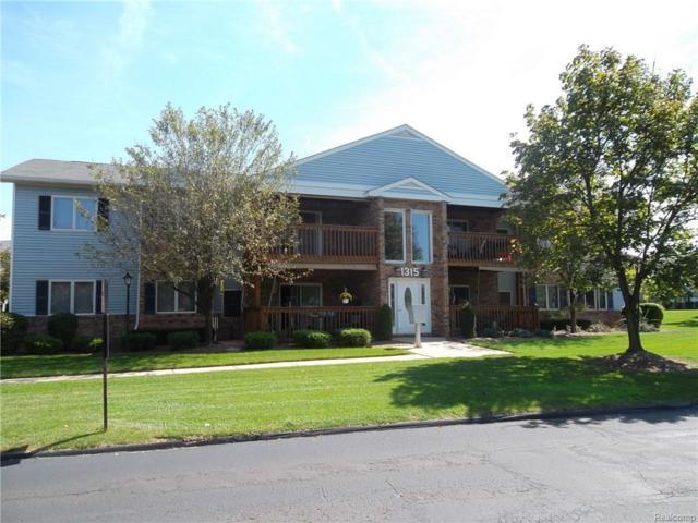 1315 Harbour Drive #5, Trenton, MI 48183 (#218099596) :: Duneske Real Estate Advisors