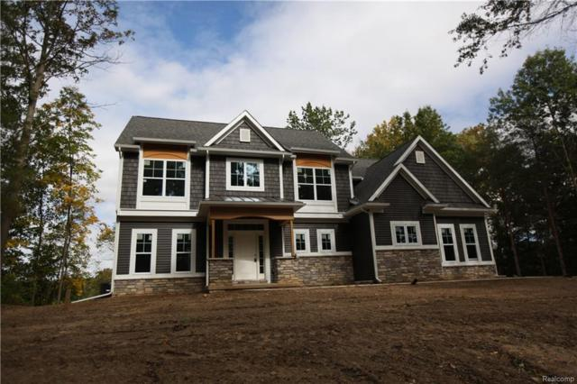 100 Abby Brook Lane, Marion Twp, MI 48843 (#218099628) :: The Buckley Jolley Real Estate Team
