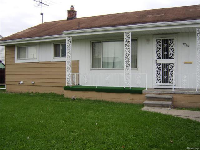 4795 Matthew Street, Westland, MI 48186 (#218099727) :: Duneske Real Estate Advisors