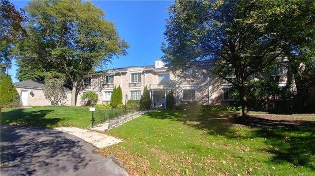 1725 Tiverton Road #5, Bloomfield Hills, MI 48304 (#218099749) :: Keller Williams West Bloomfield