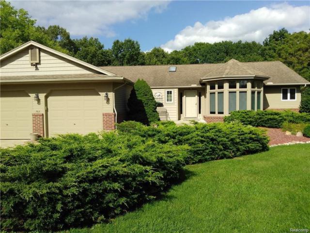768 Pueblo, Milford Twp, MI 48381 (#218099868) :: The Buckley Jolley Real Estate Team