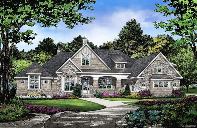 46115 White Pines Drive, Novi, MI 48374 (#218099905) :: RE/MAX Classic