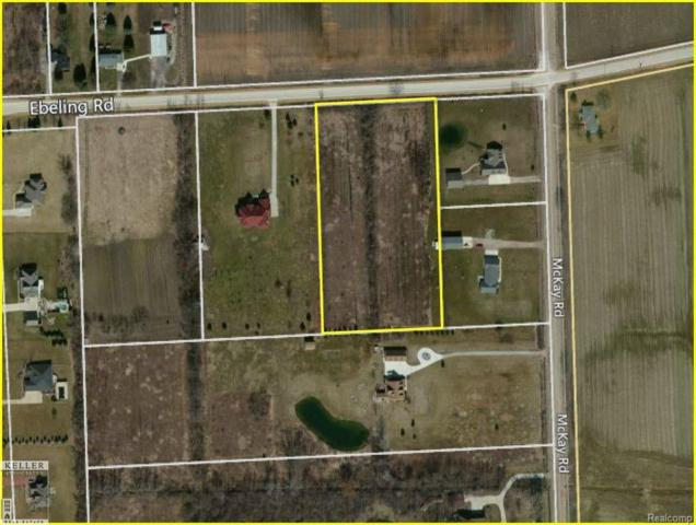 Ebeling Parcel C-1, Bruce Twp, MI 48065 (#58031362601) :: The Mulvihill Group