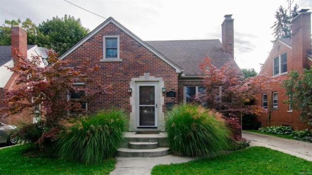 1107 Edgewood Avenue, Ann Arbor, MI 48103 (#543260902) :: RE/MAX Classic