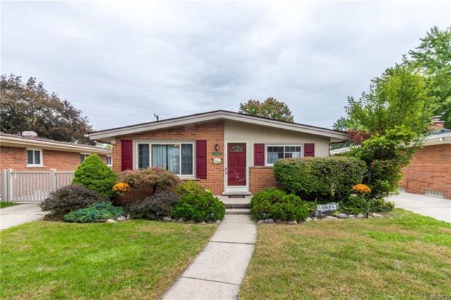 18596 Sunset Street, Livonia, MI 48152 (#218099996) :: Duneske Real Estate Advisors