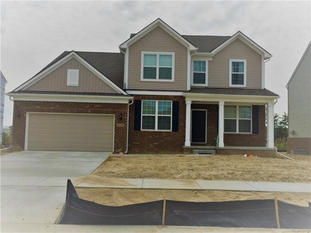 49406 Clavell Drive, Macomb Twp, MI 48044 (#218100043) :: The Buckley Jolley Real Estate Team