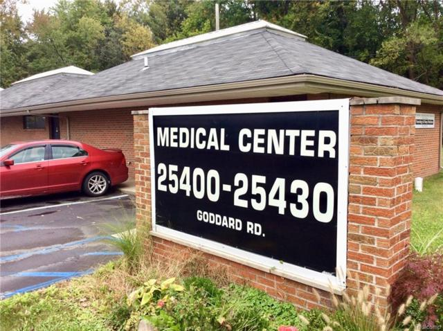 25404 Goddard Road, Taylor, MI 48180 (#218100056) :: RE/MAX Classic