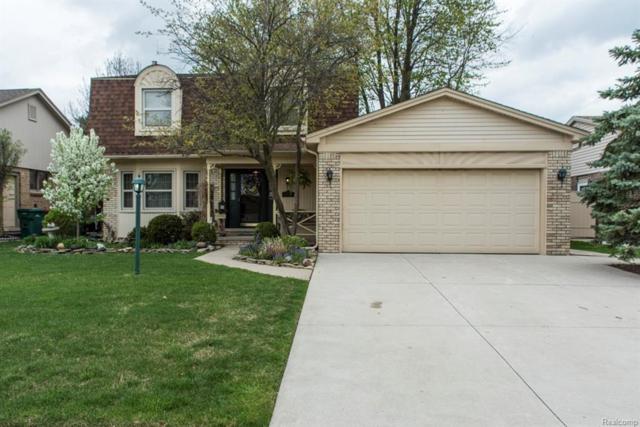 16823 White Plains Drive, Macomb Twp, MI 48044 (#218100242) :: Duneske Real Estate Advisors