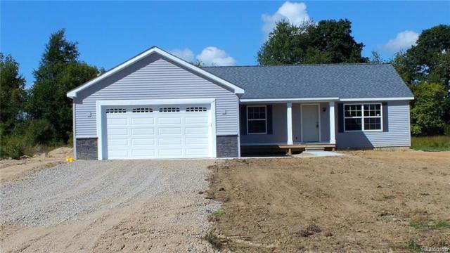 200 E Allen, Howell, MI 48855 (#218100251) :: Duneske Real Estate Advisors