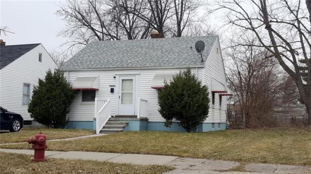 20059 Annott Street, Detroit, MI 48205 (#218100265) :: RE/MAX Classic