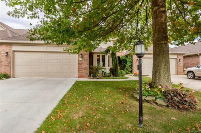 1553 Country Drive, Trenton, MI 48183 (#218100288) :: Duneske Real Estate Advisors