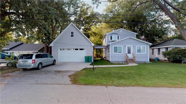 35632 Erie Drive, Brownstown Twp, MI 48173 (#218100321) :: RE/MAX Classic