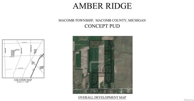 00 23 North Ave, Macomb Twp, MI 48042 (#218100382) :: Duneske Real Estate Advisors