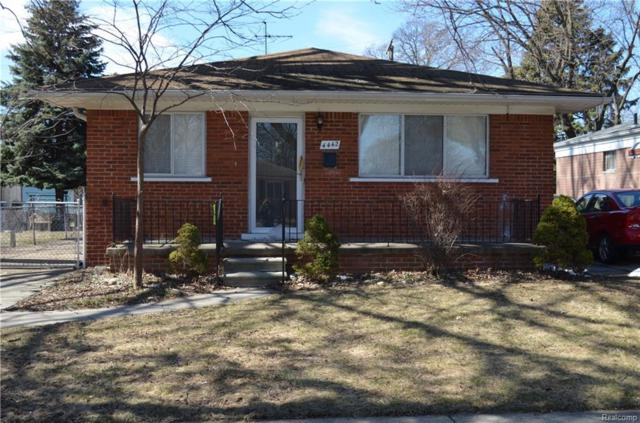 4442 Mayfair, Dearborn Heights, MI 48125 (#218100415) :: RE/MAX Classic