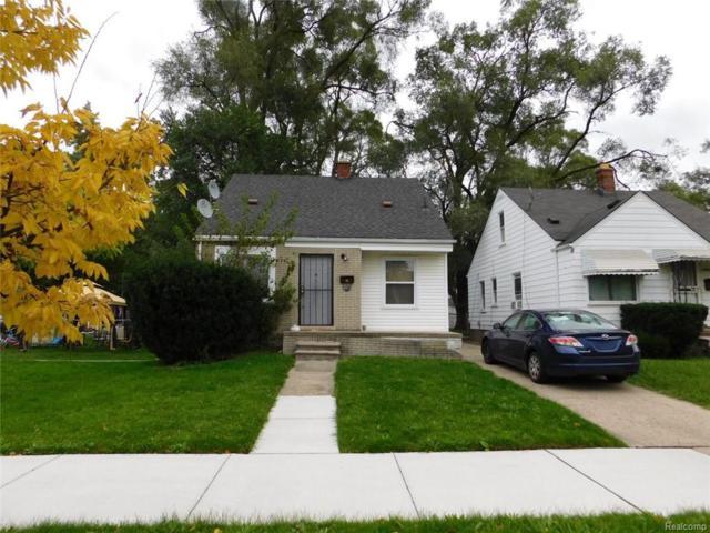 19360 Beland Street, Detroit, MI 48234 (#218100425) :: RE/MAX Classic