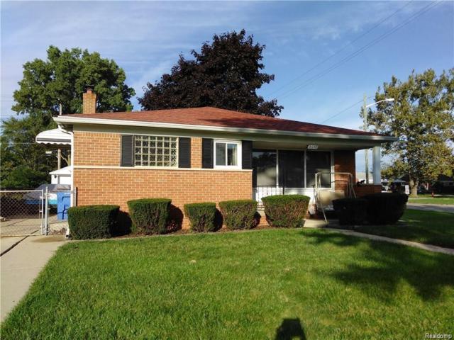8647 Salem Lane, Dearborn Heights, MI 48127 (#218100446) :: RE/MAX Classic