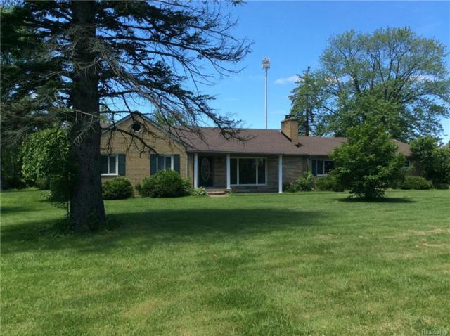 62115 Jewell Road, Washington Twp, MI 48094 (#218100603) :: Duneske Real Estate Advisors