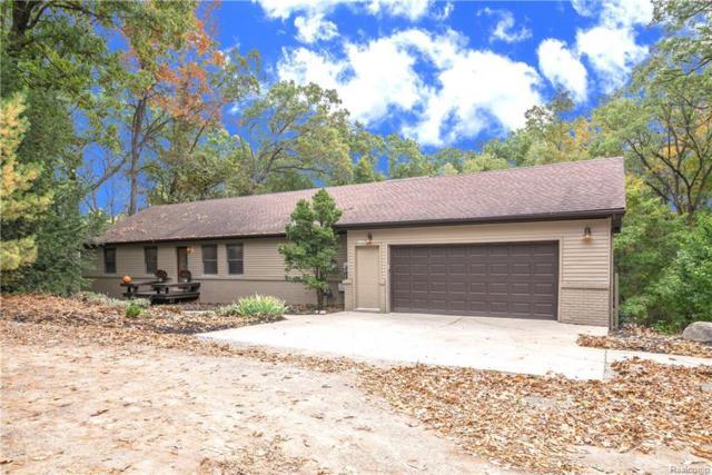 9027 Hillview Drive, Green Oak Twp, MI 48178 (#218100619) :: The Buckley Jolley Real Estate Team