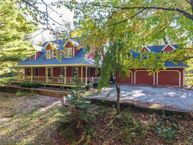 4914 General Squier Road, Dryden Twp, MI 48428 (#218100628) :: The Buckley Jolley Real Estate Team