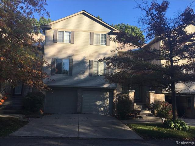 7014 Colonial Oaks Drive, Waterford Twp, MI 48327 (#218100644) :: RE/MAX Classic
