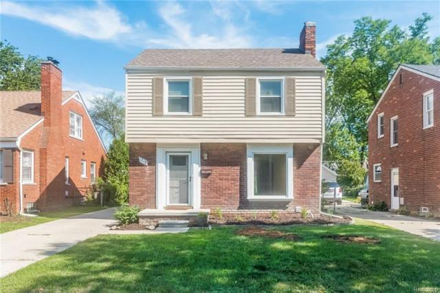 1218 Hampton Road, Grosse Pointe Woods, MI 48236 (#218100668) :: RE/MAX Classic