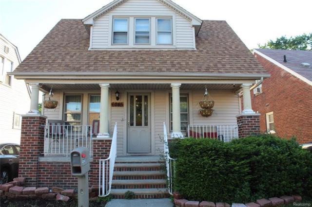 6245 Mead Street, Dearborn, MI 48126 (#218100837) :: RE/MAX Classic