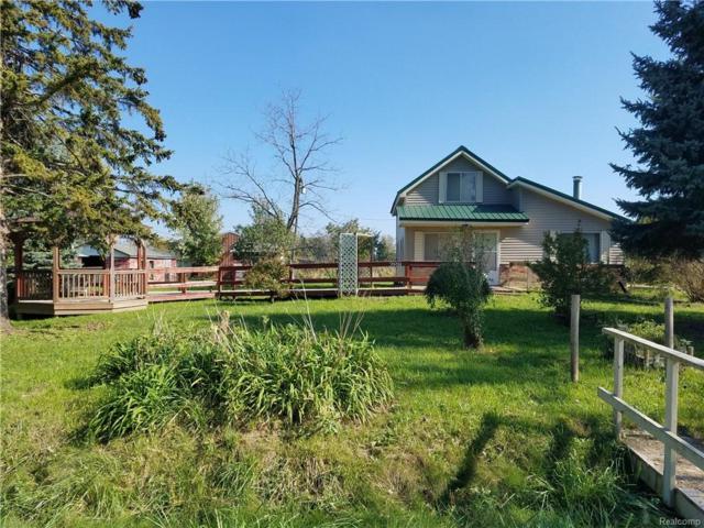 288 Miller Road, Riley Twp, MI 48041 (#218100901) :: The Buckley Jolley Real Estate Team