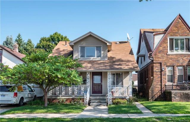 6410 Mead Street, Dearborn, MI 48126 (#218100941) :: RE/MAX Classic