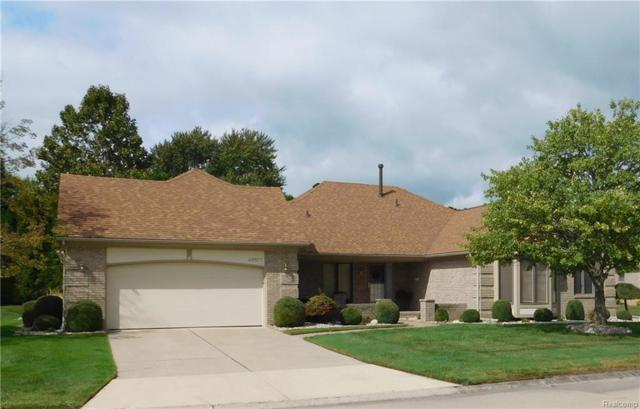 49927 Schooner Court, Chesterfield Twp, MI 48047 (#218100945) :: The Buckley Jolley Real Estate Team