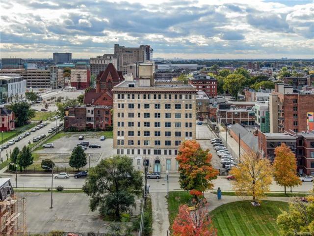 2915 John R Street #212, Detroit, MI 48201 (#218100959) :: Duneske Real Estate Advisors