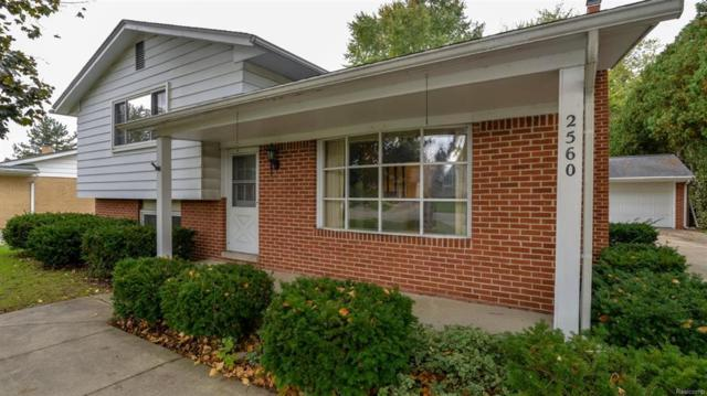 2560 Foster Avenue, Pittsfield, MI 48108 (#543260966) :: The Buckley Jolley Real Estate Team